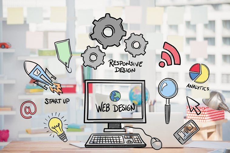 website designer bradford